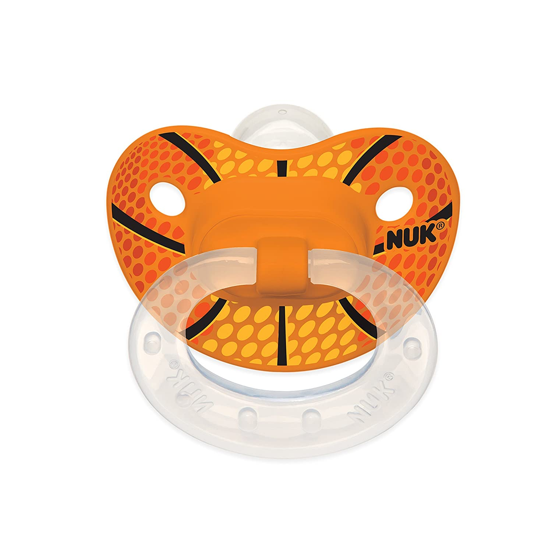 Amazon.com : Deportes Tirador Chupete en colores y estilos variados ...