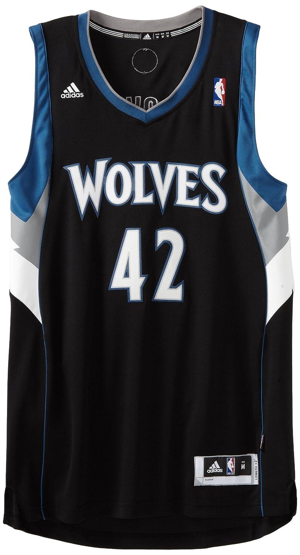 ... Amazon.com NBA Minnesota Timberwolves Black Swingman Jersey Kevin Love  42 955177cd3