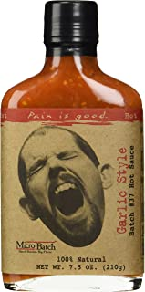 product image for Pain Is Good Hot Sauce #37 Garlic Style - 7.5 oz