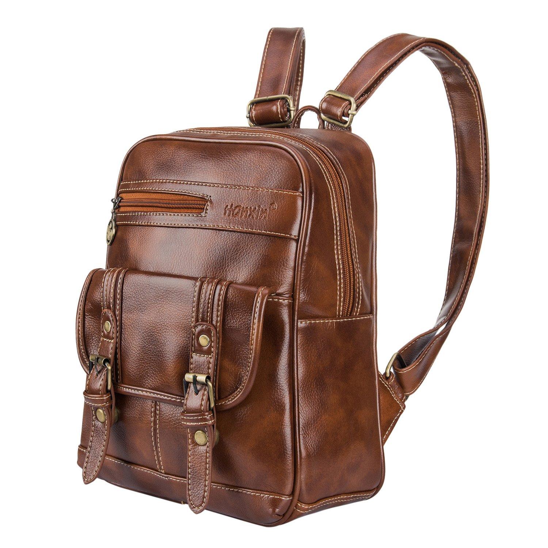18in Classic Backpack Basic Bookbag Simple School Book Bags Vintage Emergency Daypack w//Padded Back /& Side Pocket BLACK