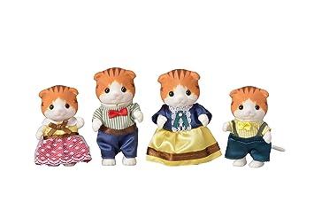SYLVANIAN FAMILIES- Mini muñecas y Accesorios, Color (Epoch para Imaginar)