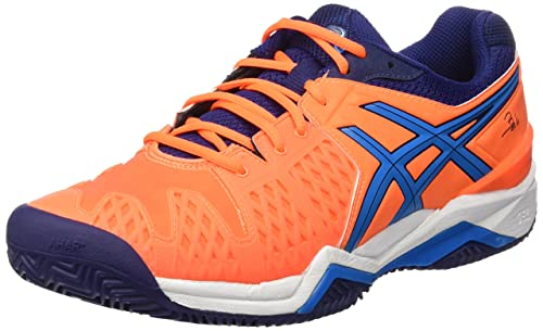Asics Gel Bela 5 SG, Zapatillas para Hombre, Naranja (Hot Orange/Methyl Indigo Blue), 42 1/2 EU: Amazon.es: Zapatos y complementos