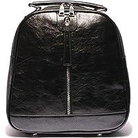 VITACCI Women's Backpack Leather Rucksack Shoulder Bag