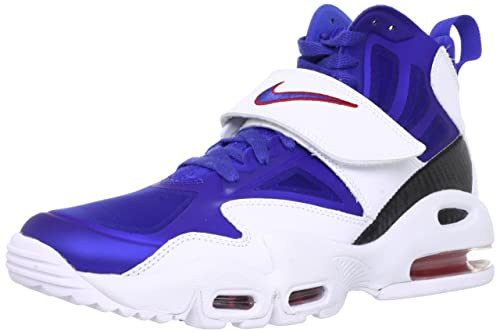 super popular 42939 fb22c Nike Air Max Express Mens Cross Training Shoes 525224-100 WHITE GAME ROYAL