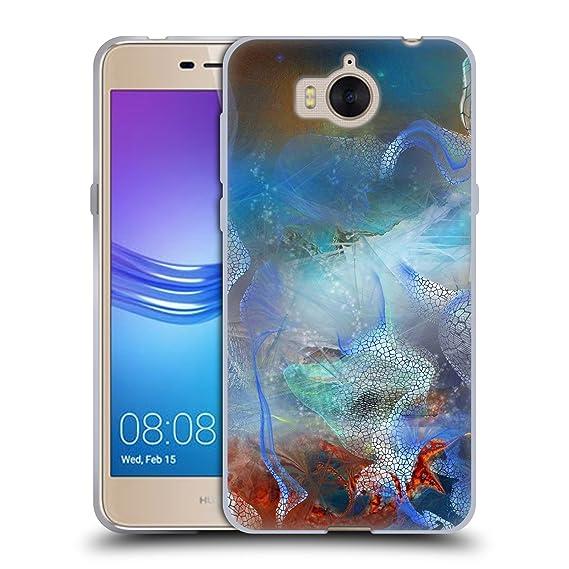 Amazon com: Official Runa Net Vivid Soft Gel Case for Huawei Y5