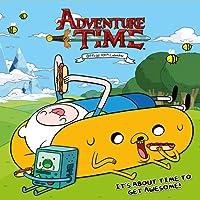 Adventure Time Official 2019 Calendar - Square Wall Calendar