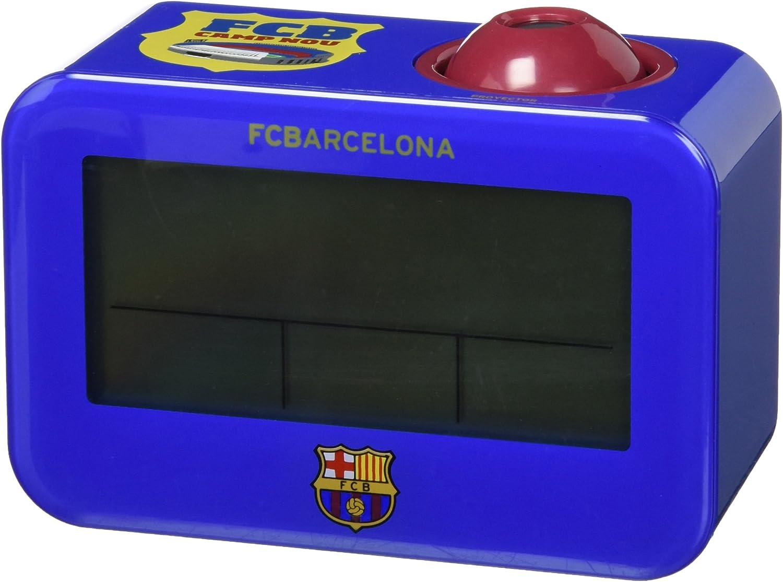 Seva Import Barcelona Despertador, Unisex Adulto, Azul/grana, Talla Única: Amazon.es: Deportes y aire libre