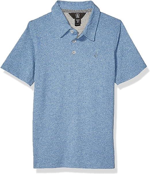 Volcom Varones Camisa Polo: Amazon.es: Ropa y accesorios