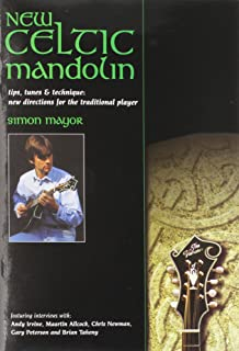 Simon Mayor Mastering The Mandolin Book Instruction Books, Cds & Video Sheet Music & Song Books Audio Downloads