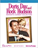 Doris Day and Rock Hudson Romantic Comedy Collection (Pillow Talk / Lover Come Back / Send Me No Flowers) [Blu-ray]
