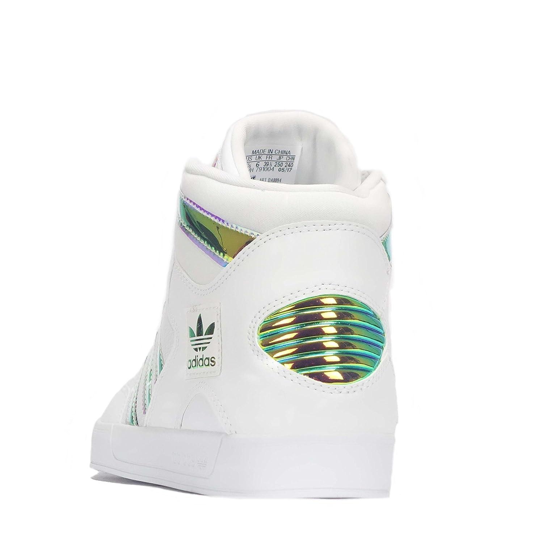 5f5f71fbf2846 adidas Originals Hardcourt Hi Gold Iridescent Kids Junior Shoes (UK 6.5)   Amazon.co.uk  Shoes   Bags