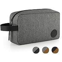 GAGAKU Travel Toiletry Bag Waterproof Dopp Kit Wash Gym Shaving Bag for Men