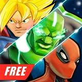 Superheros Jogos de Luta