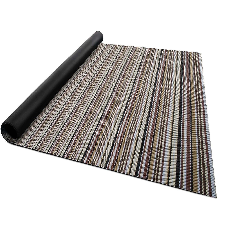 Teppich für balkon  casa pura® Indoor- und Outdoor-Bodenbelag Asti | kunstvoll gewebt ...