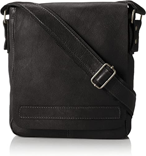 Latico Pinnacles Messenger Bag,Black,One Size