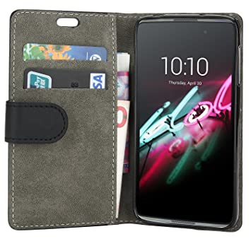 ENGIVE Funda Alcatel Onetouch Idol 3 5.5 Pulgadas: Amazon.es ...