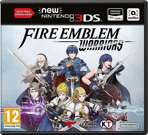 New Nintendo 3DS Fire Emblem Warriors - Edición Estándar