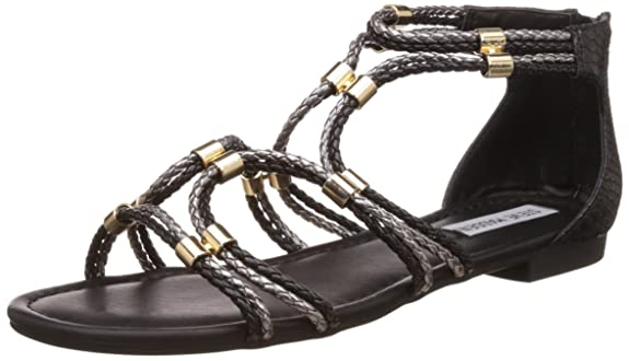 Steve Madden Women's Lazarus Fashion Sandals Fashion Sandals at amazon