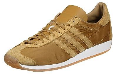 lowest price 8046b 1b784 adidas Country OG Basket Mode Homme Jaune 39 13