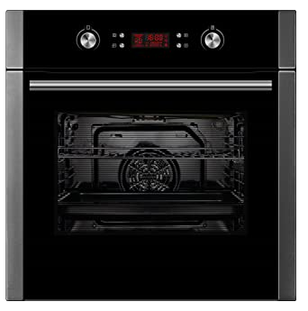 Cookology Cop609ss Pyrolytic Oven Stainless Steel 60cm Self