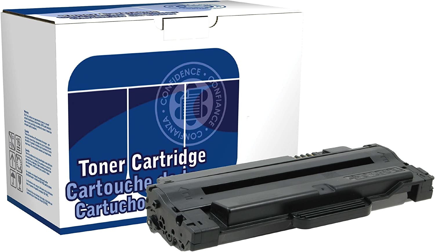 Dataproducts DPCD1130 High Yield Remanufactured Toner Cartridge Replacement for Dell 1130/1133/1135N