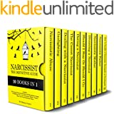 Narcissist: The Definitive Guide - 10 books in 1 - Divorcing, Dating and Dealing with Manipulative People. Gaslighting. Stay