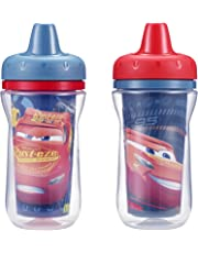 Cars Insulated Sippy Cups 2pk