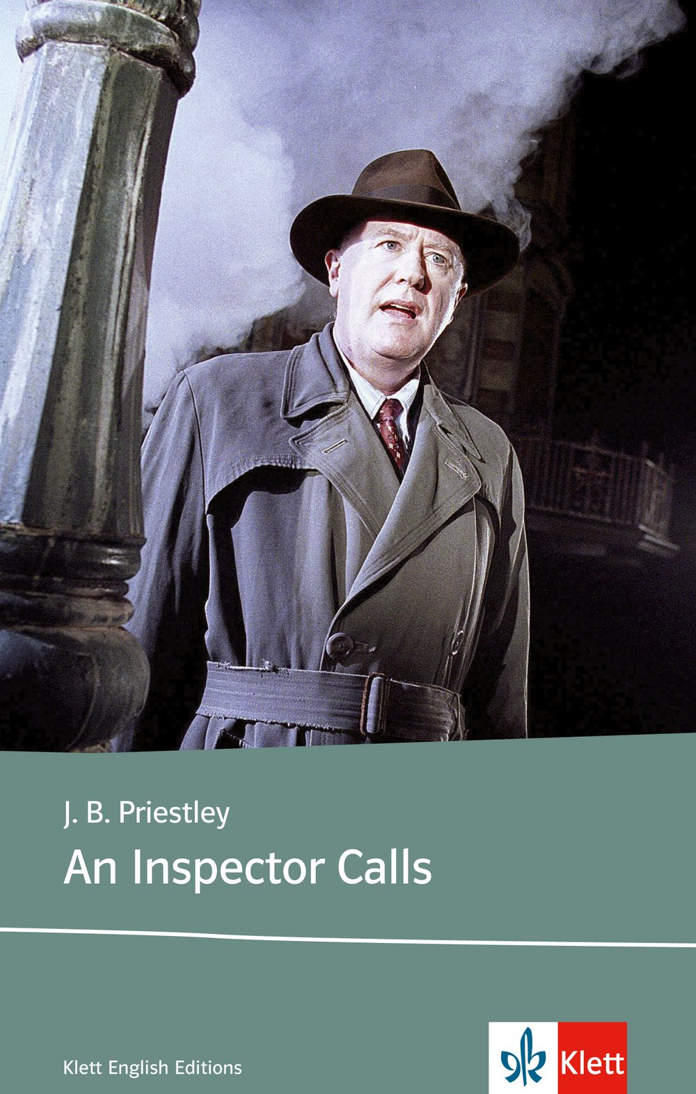 An Inspector Calls: Schulausgabe für das Niveau B2, ab dem 6. Lernjahr. Ungekürzter englischer Originaltext mit Annotationen (Klett English Editions)