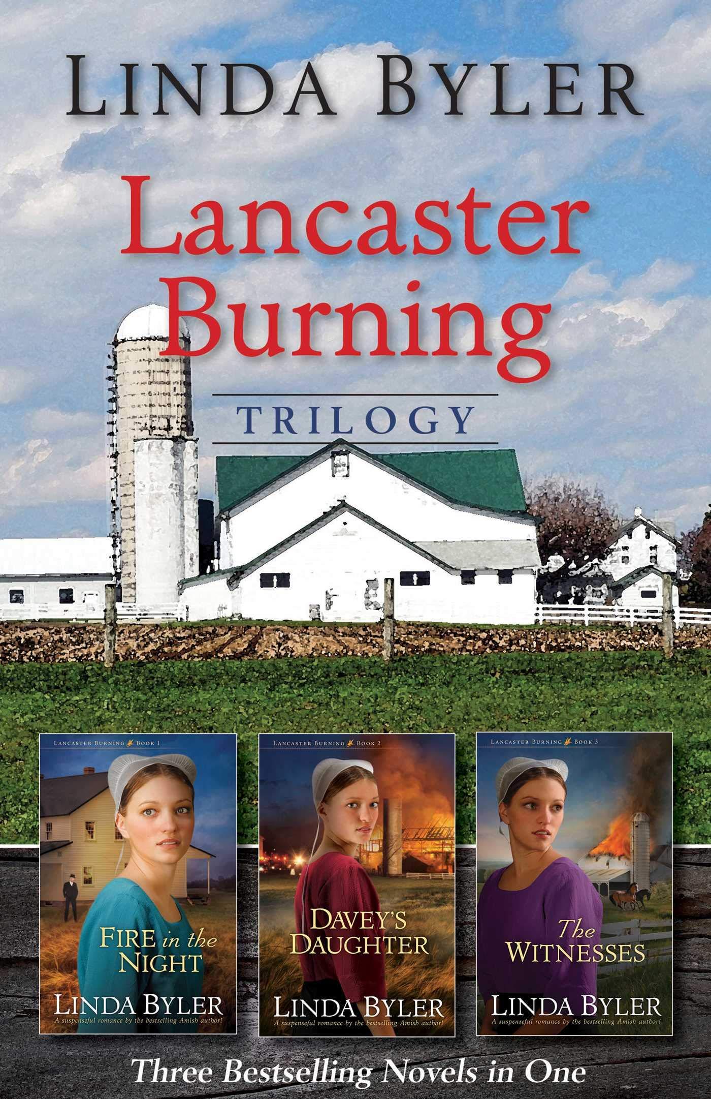 Lancaster Burning Trilogy by Good Books