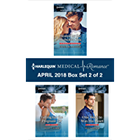 Halequin Medical Romance April 2018 - Box Set 2 of 2: Healed by the Midwife's Kiss\Falling for the Pregnant GP\One Week to Win His Heart