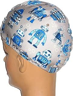 product image for Robot Toddler Lycra Swim Cap