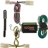 81Hw7O0iVgL._AC_UL160_SR160160_ amazon com curt 56191 custom wiring harness automotive Curt 7 Pin Wiring Harness at nearapp.co
