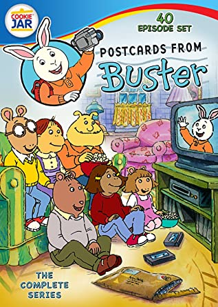 Amazon com: Postcards From Buster: The Complete Series: Postcards