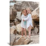 4bestprint Photo Canvas Your Image| Framed Canvas Prints from Photos| Personalized Family Picture Photo Print Wall Art…