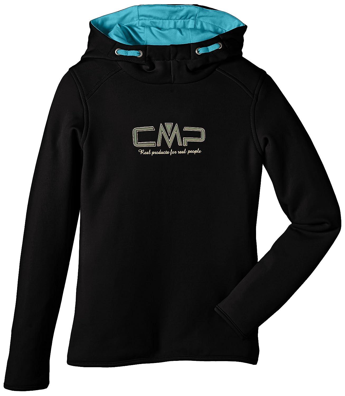 CMP , Felpa con cappuccio Bambina CMP Campagnolo 3E14245