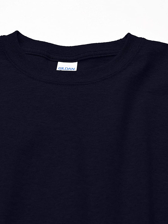 2-Pack Gildan Mens Heavy Cotton Long Sleeve T-Shirt