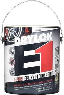 United Gilsonite Lab 28413 Drylok E 1 Gallon 1 Part Epoxy Semi Gloss Floor
