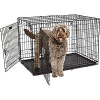 """48"""" Contour DBL Door Dog Crate"""