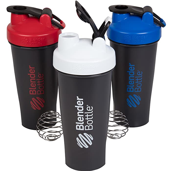 Top 9 Blender Bottle Red White And Blue