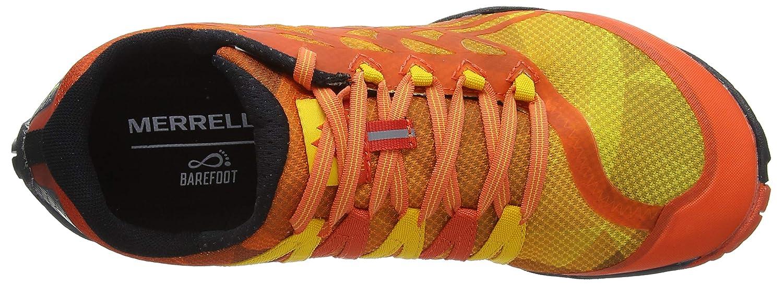 Merrell Mens Trail Glove 4 Runner Merrell Footwear TRAIL GLOVE 4-M