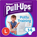 Huggies Pull-Ups Day Time Large Potty Training Pants for Boys