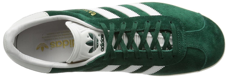 Adidas Unisex-Erwachsene Gazelle (Collegiate Niedrig-Top Grün (Collegiate Gazelle Grün/Vintage Weiß/Gold Met.) 98f4ee