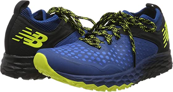 New Balance Fresh Foam Hierro, Zapatillas de Running para Asfalto para Hombre, Azul (Blue/Black Blue/Black), 40 EU: Amazon.es: Zapatos y complementos