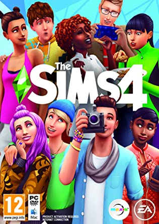 The Sims 4 - Standard Edition: Amazon.co.uk: PC & Video Games
