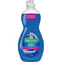 Palmolive Ultra Dishwashing Liquid Dish Soap, Oxy Power Degreaser, 10 Ounce