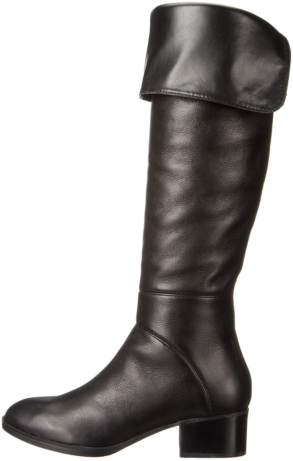 Tommy Hilfiger Women's Gianna Western Boot B01ELFQ3AA 8 B(M) US|Black