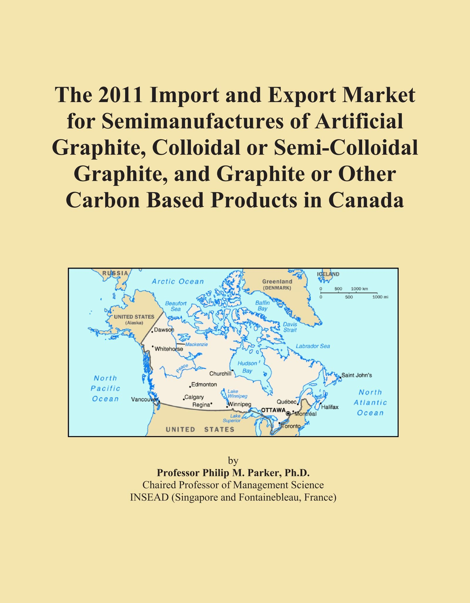 Download The 2011 Import and Export Market for Semimanufactures of Artificial Graphite, Colloidal or Semi-Colloidal Graphite, and Graphite or Other Carbon Based Products in Canada pdf