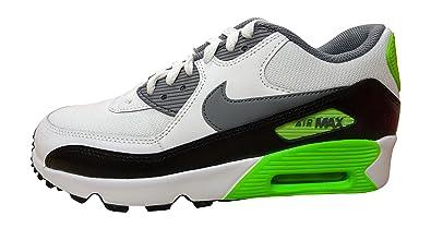 Nike Gs Air Max 90 Malla Gs Nike 833418 Zapatillas Zapatos M 9e8d91