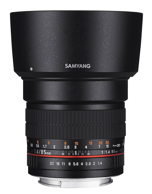 Samyang Objetivo para Sony E diámetro: mm F negro