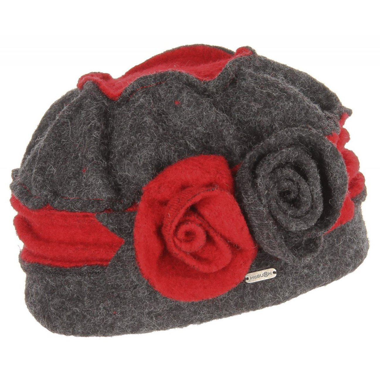 Nicandra Milled Wool Hat McBURN hat for women winter hats
